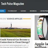 Tech pulse magazine