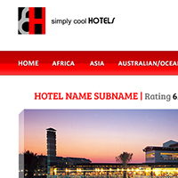 SIMPLY COOL HOTELS
