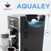 AQUALEY — система подключения кофе-машины к  водопроводу