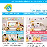 Bright Star Kids Blog