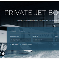 Private Jet Booking