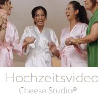 Hochzeitsvideo Cheese Studio®