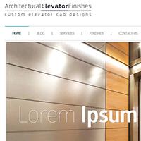 ARCHITECTURAL ELEVATOR DESIGN