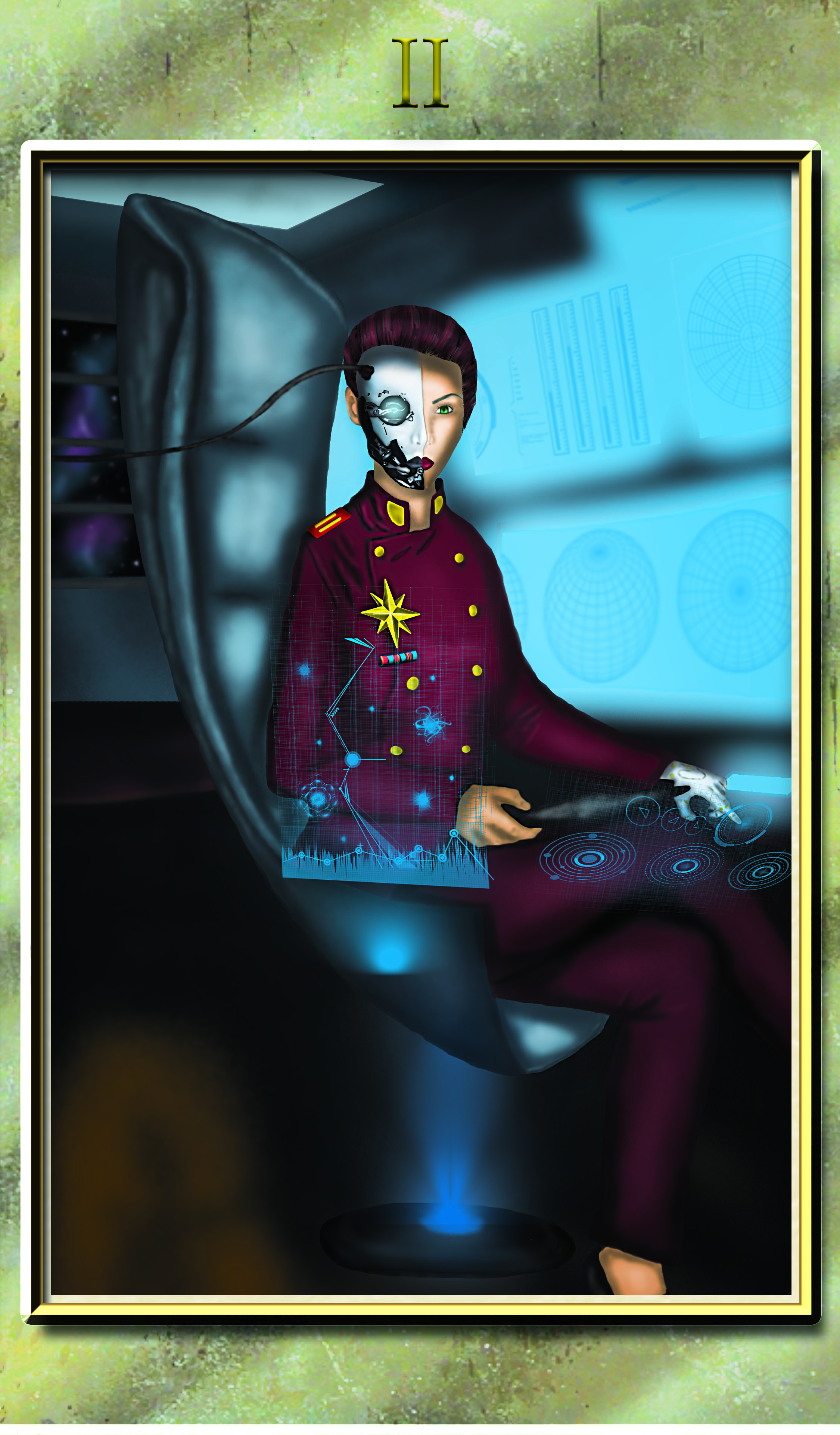 Ищем художника для создания колоды Таро в стиле киберпанк фото f_346590f9b5eaf9a3.jpg