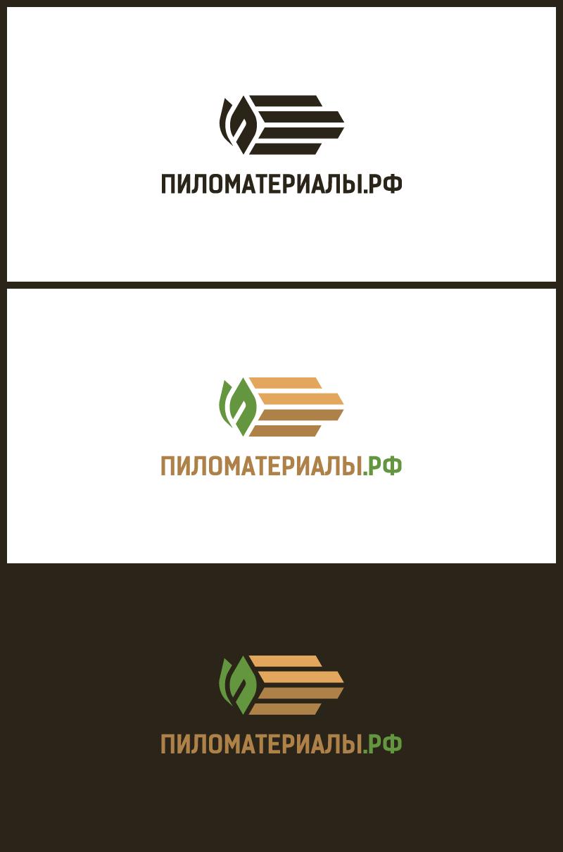 "Создание логотипа и фирменного стиля ""Пиломатериалы.РФ"" фото f_179530b8e2827386.png"