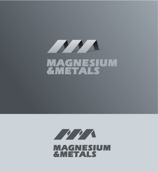 Логотип для проекта Magnesium&Metals фото f_4e7a294614b07.jpg