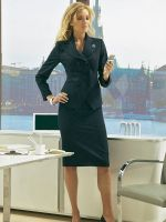 3. 1. стандартный офисный стиль. юбка карандаш,классические брюки...