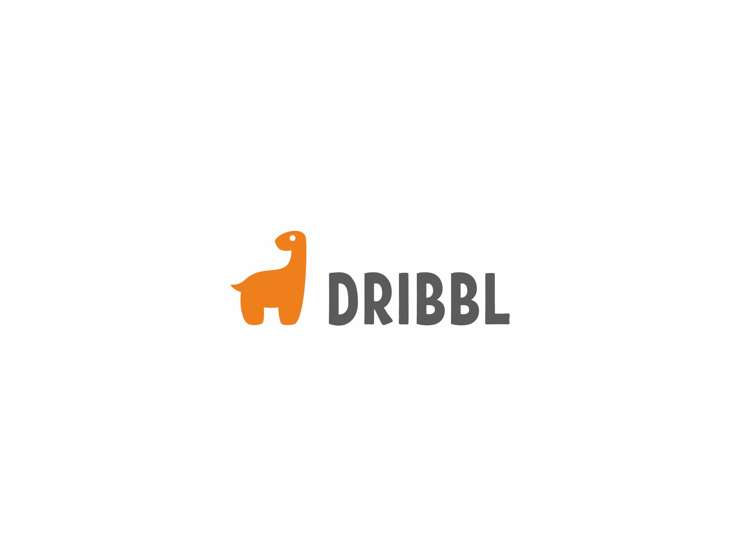 Разработка логотипа для сайта Dribbl.ru фото f_4315aa028be94c2d.jpg