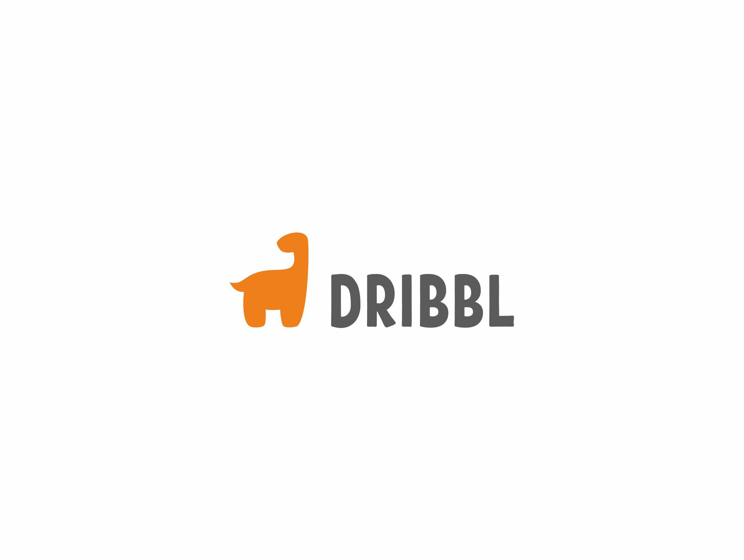 Разработка логотипа для сайта Dribbl.ru фото f_9265a9efb8014b3a.jpg