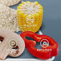 «Будь в форме» от «Бухта Изобилия»: ТМ, упаковка 5 SKU замороженные овощи с крупами, рыбой или морепродуктами