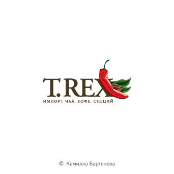 T.Rex. Импорт чая, кофе, специй.