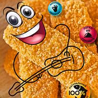 «Бухта Изобилия» «Морская Семейка» торговая марка, упаковка, персонажи серии продуктов для детей