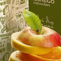 Fresh&Go. Сеть эко-фреш баров