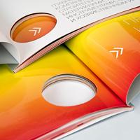 Презентационный буклет Группы компаний «Вертикаль»