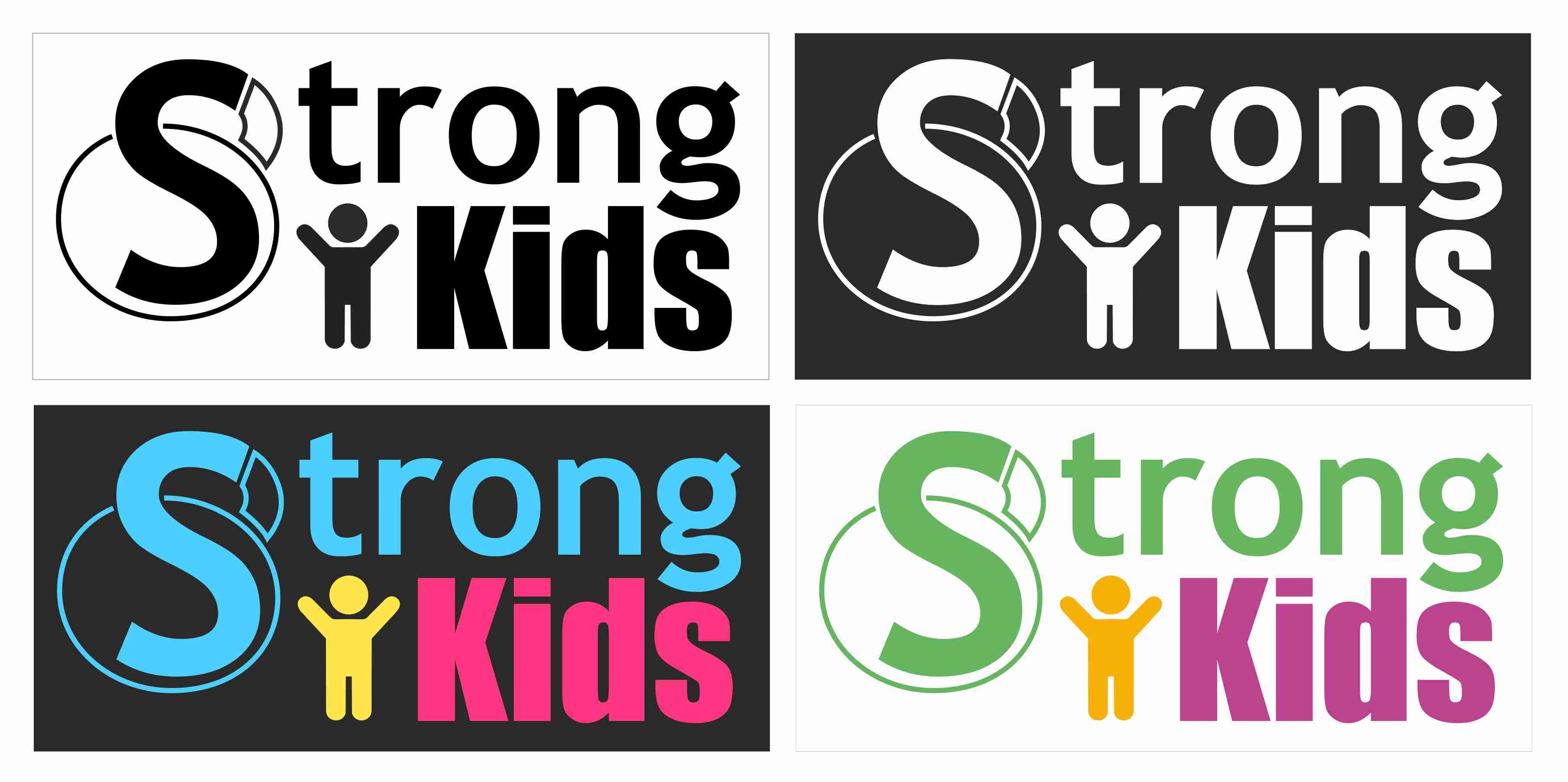 Логотип для Детского Интернет Магазина StrongKids фото f_0425c648a4f74ff9.jpg