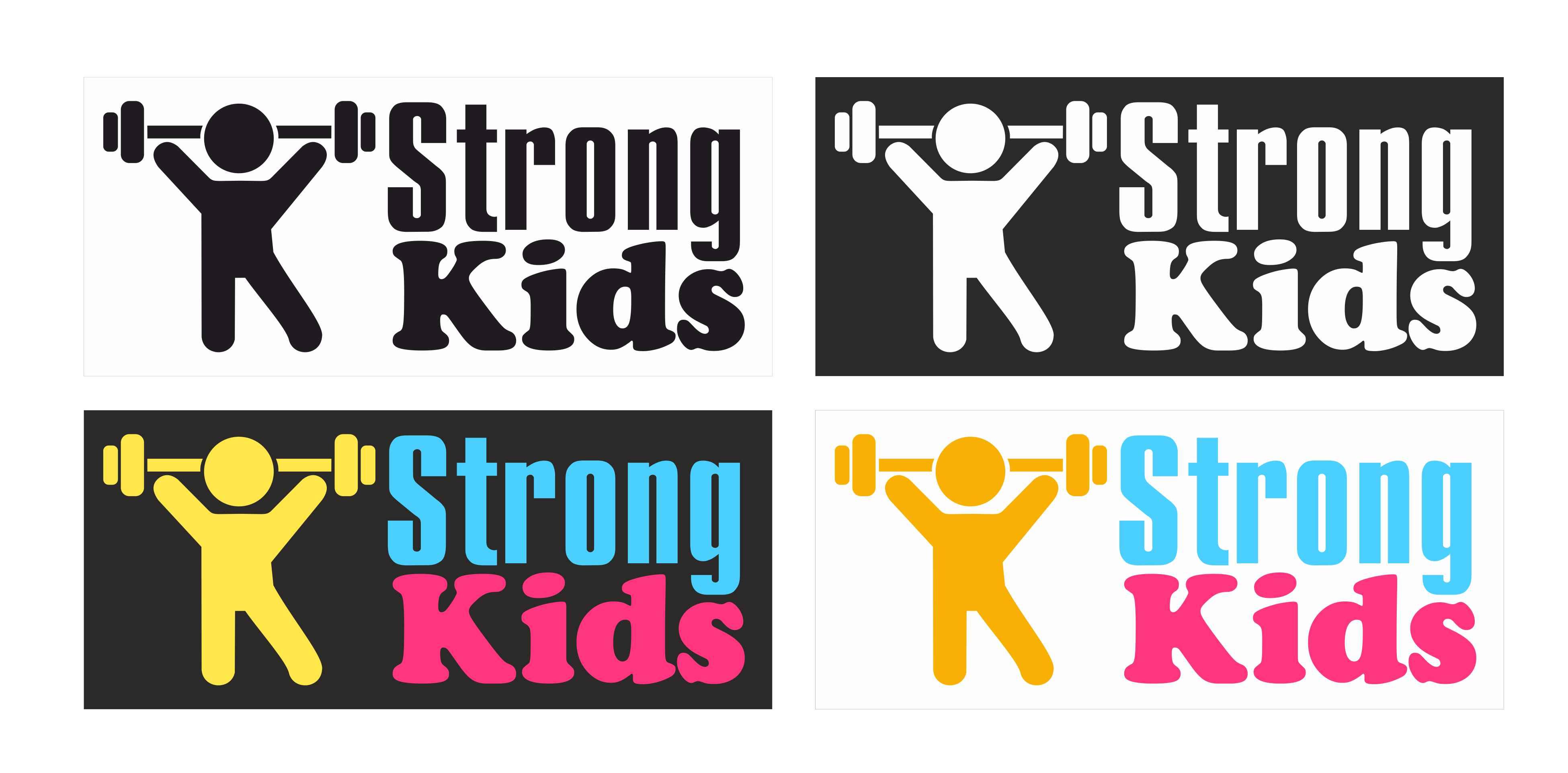 Логотип для Детского Интернет Магазина StrongKids фото f_7725c687e46083ad.jpg