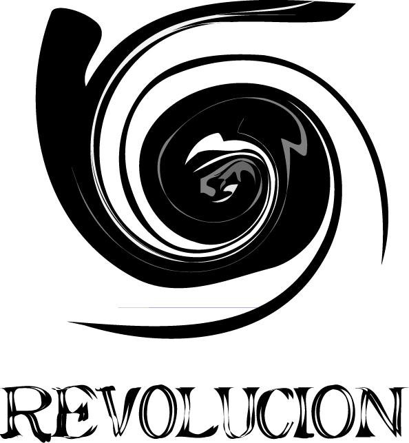Разработка логотипа и фир. стиля агенству Revolución фото f_4fb8c794a3a1b.jpg