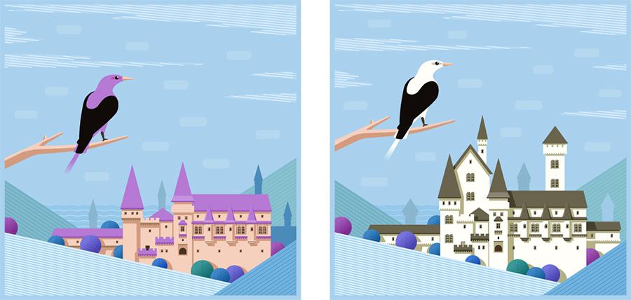 Castle_(Adobe illustrator)