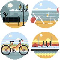 flat_picture (Adobe illustrator)
