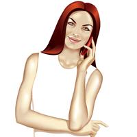 girl (Adobe illustrator)