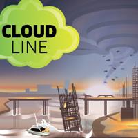 Cloud Line (Adobe illustrator)