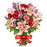 букетик (Adobe illustrator)