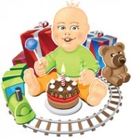 Happy Birthday (Adobe illustrator)