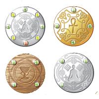 медальки на сайт (Adobe illustrator)