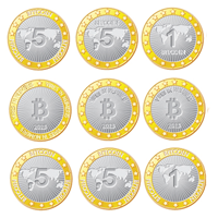 монеты (Adobe illustrator)