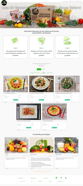 Плагин для WordPress: Сервис по доставке еды