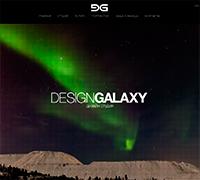 DesignGalaxy.ru: Восстановление после взлома, доработки, оптимизация производительности