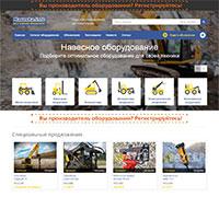 Naveska.info: Разработка функционала сайта