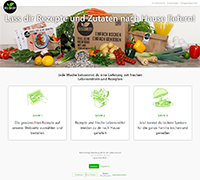 Delishery.DE: Сервис доставки еды для готовки в Германии