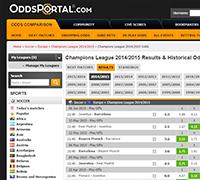 OddsPortal.com: Сбор статистической информации о спортивных матчах / Парсинг, анализ данных, ZennoPoster