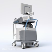 Design_style_medical_US scanner stationary_R3_2014