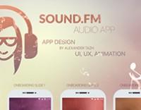 SOUND.FM – музыкальное приложение