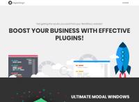 Сайт WordPress плагинов DayesDesign