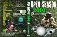 коробка DVD Открытие сезона 2010
