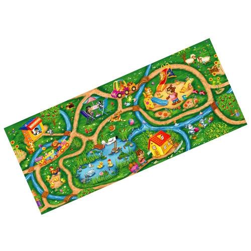 Дизайн детского коврика