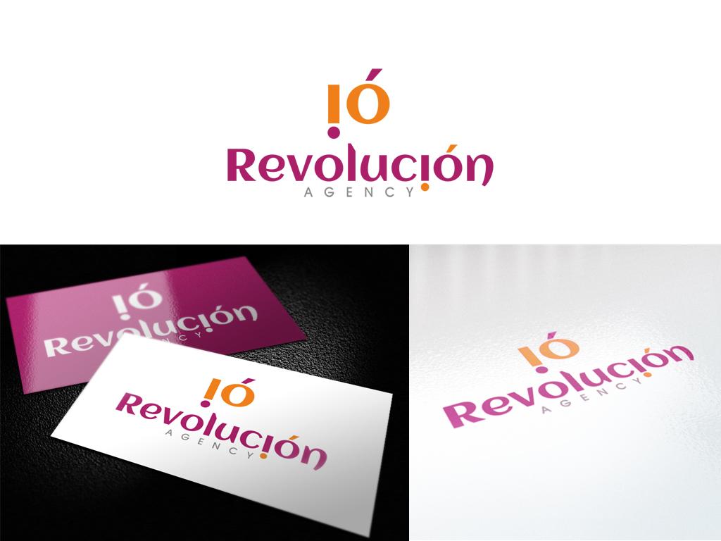 Разработка логотипа и фир. стиля агенству Revolución фото f_4fbf650092323.jpg