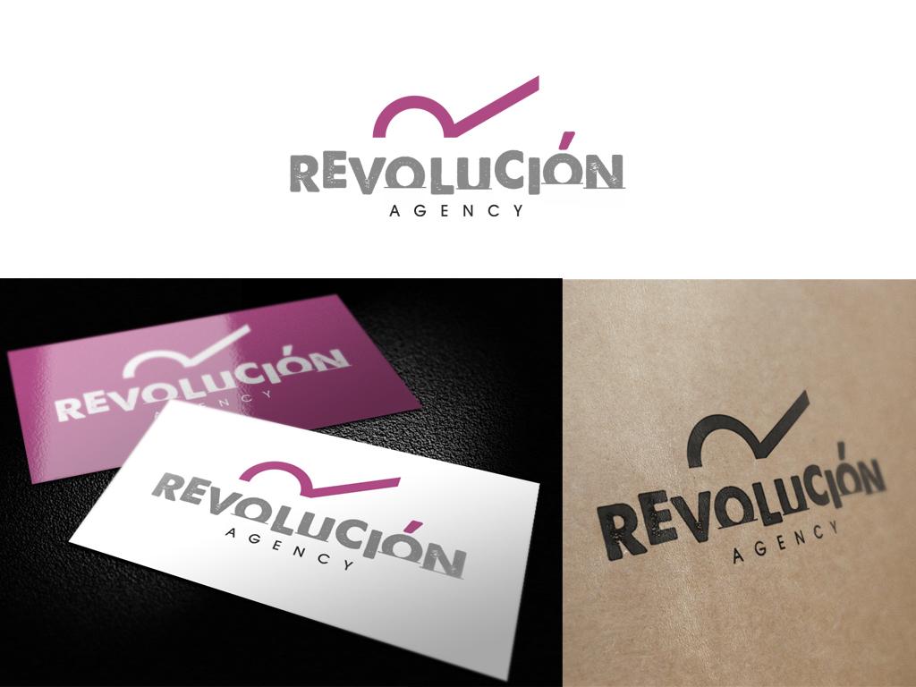 Разработка логотипа и фир. стиля агенству Revolución фото f_4fbf65111e5f3.jpg
