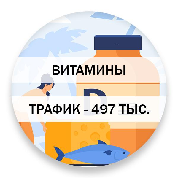 Рост трафика из Яндекса до 497485 посетителей в месяц