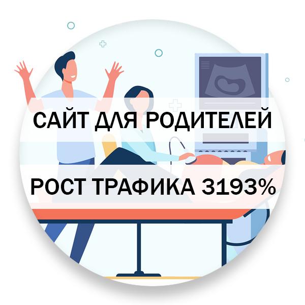 Рост трафика из поисковой выдачи - 3193%