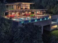 Архитектурная 3d визуализация коттеджей и частных домов