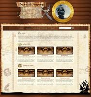 Таверна в пиратском стиле