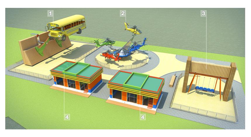 Детский парк 2