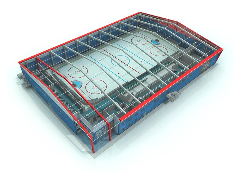 Лед.арена