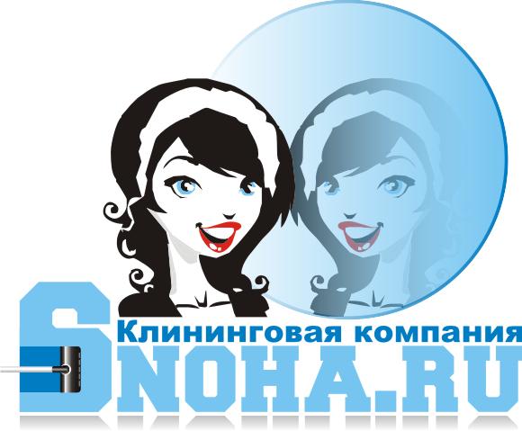 Логотип клининговой компании, сайт snoha.ru фото f_64154aa8129b39c8.jpg