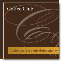 Флеш-баннер CoffeeClub