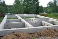 Утепление фундамента (для сайта строительной компании)